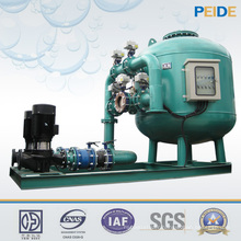 20-100microns Sand Filter for HVAC System Water Treatment