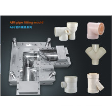 Plastic Used Injection Pipe Fitting Mould