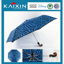 Wholesales New Pattern Auto Open and Close Folding Umbrella