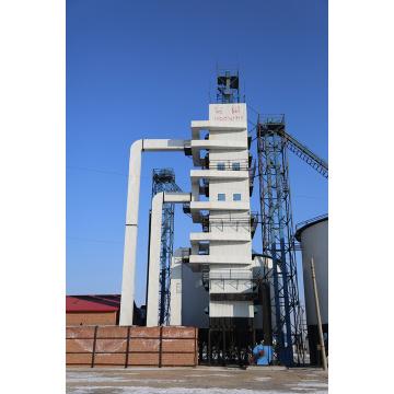Смешивающие Поток Кукурузные Сушильные заводы Пэдди