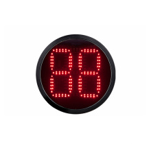 2 - Semáforo de cuenta atrás digital 200mm LED semáforo