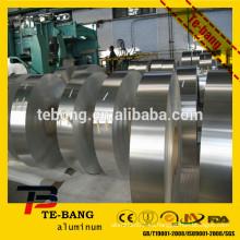 1060/1100/3003/5052/8011 tiras decorativas de aluminio