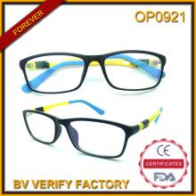 Alta calidad Tr90 lente y marco óptico