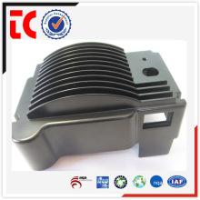 Chine OEM sur mesure en aluminium noir boîte de jonction moulage sous pression
