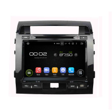 TOYOTA 9 pulgadas Android coche reproductor multimedia Land Cruiser