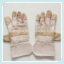 Cuir de sécurité de soudage vache split travail du cuir, gants de travail / gants de sécurité / cuir de vache split