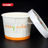 5oz / 8oz / 12oz /16oz ice cream paper cup with lid                                                                         Quality Choice