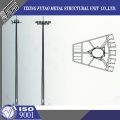 Dodecagon High Mast Pole With Metal Halide Lamp