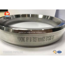 Inconel625 Junta común del anillo API 6A