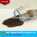 Polvere di acido solfonico di lignina di sodio di colore giallo in applicazioni in ceramica