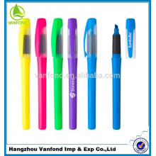 stylo de couleur surligneur encre non-toxique multi