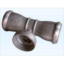 Réverbère en aluminium moulé