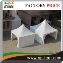 Tentes de jeu 5x5m tentes haut de toit avec tissu de tente imperméable à l'eau à vendre