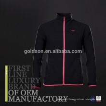 Soft jacket for men and women clothing 2017 design