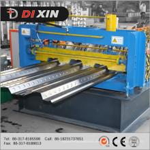 Máquina formadora de rollos de placa de piso automática
