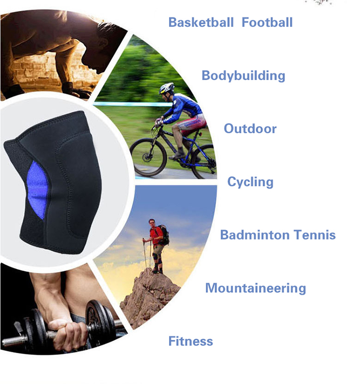 sports protection knee support