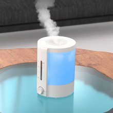Umidificador de névoa fria difusor de óleo essencial para quarto infantil
