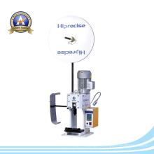 Herramienta semiautomática para prensar terminal de manguera de cable