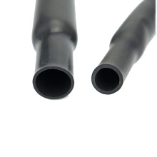 Tuyauterie écologique adaptée aux besoins du client de douille de rétrécissement de la chaleur de silicone pour le câble