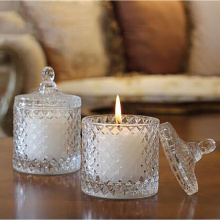 Yiwu Candle Supply for Scented Glass Candle Jar