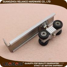 El fabricante suministra 60 Kg de rodillo de puerta corredera de madera duradera con garantía de 36 meses