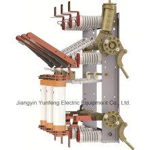 Interruptor de carga de alta tensão interior Fn5-12r (T) com fusível