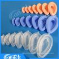 Ce & ISO Aprovado Silicone descartable Lingngeal Mask Airway