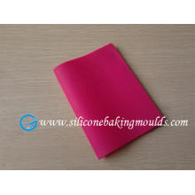 Silicone passport holder, passport cover, passport case