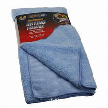 Microfiber Towels, Eco-friendly, Widely Used in Auto and Home Cleaning