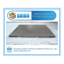 Professional Manufacturer High Purity 99.95% Tungsten Plate with Outstanding Quality