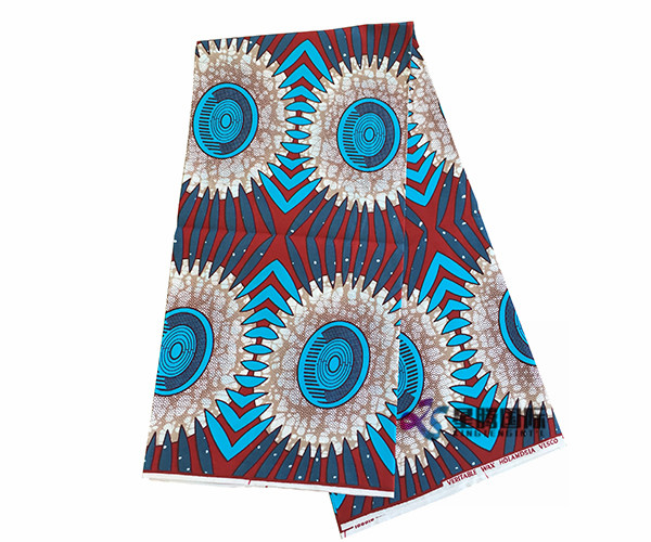 Western Africa Waxprints Cloth