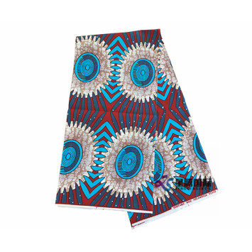 Western Africa JAVA Wax Prints For Cloth