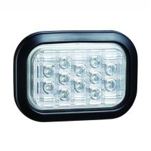 Rectangle LED Truck Schwanz Rücklicht Lampen Plug