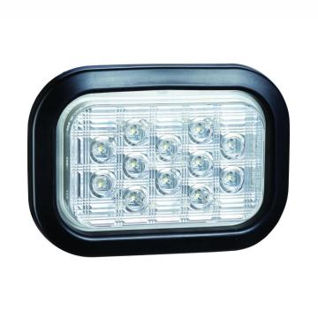Rectangle LED Truk Tail Reverse Lamp Plug