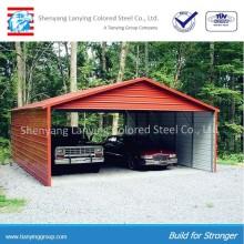 steel structure car shed steel structure car garage tents metal carport