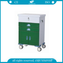 AG-GS004 Power Coating Stahl Trolley