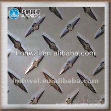 high quality and competitive price compass/diamond aluminum sheet