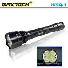 Кемпинг аккумуляторная фонарик факел Maxtoch HI5Q-1 супер яркий