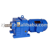 DOFINE R STM Helical gearboxes and geared motors 700 series