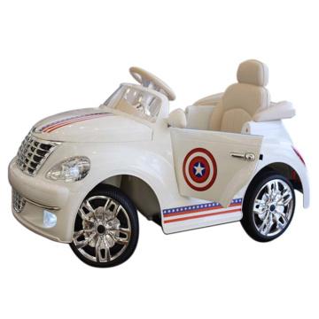 Novo plástico 2,4 g kids ride no carro com luz (10224882)