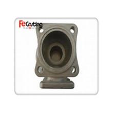 Moulage de précision fait sur commande de fabrication pour des pièces en métal dans le fer gris