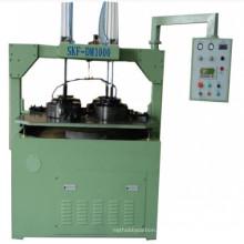 Machine de rodage et de polissage de surface en verre saphir