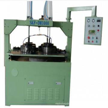 Submersible pump bearings lapping and polishing machine