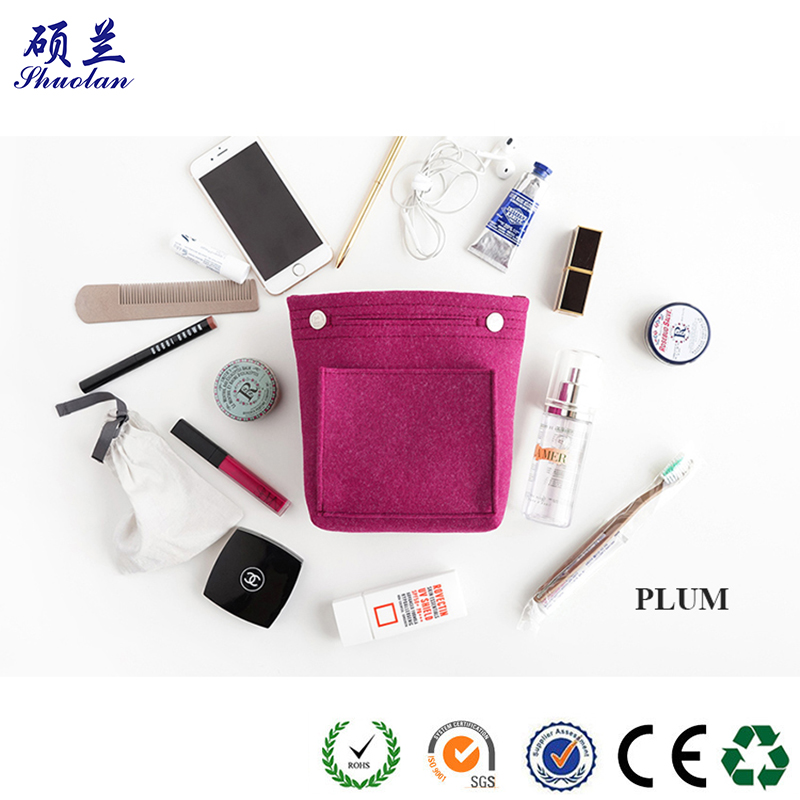 Good Quality Felt Cometic Bag
