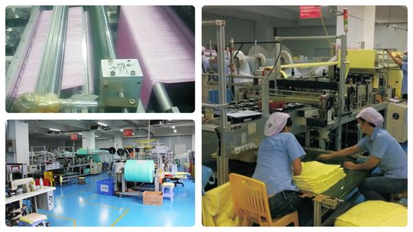 Pocket Filter Production Line