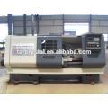 QK1327 cnc screw lathe pipe threading machine