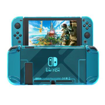 Novos acessórios de jogo de plástico para console Nintendo Switch