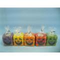 Halloween Candle Shape Ceramic Crafts (LOE2372D-5z)