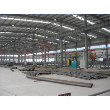 China Wiskind New Style Prefabricated Steel Frame Structure