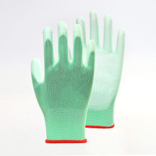 EU Standard PU Work Gloves Prompt Delivery
